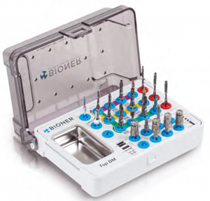 Top DM Surgical Kit, DM+, Simple Implant Kit, Implant drill stoppers, Bioetch